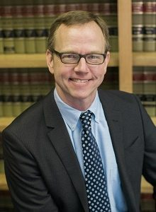 Gregory E. Blackwell, Esq., Staff Picture