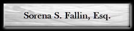 Sorena S. Fallin, Esq.