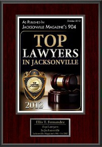 Top Lawyers in Jacksonville, 2012